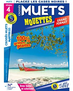 Croisés Muets Mouettes grand format - Abonnements