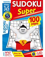 Sudoku Super  - Numéro 67