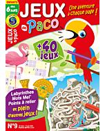 Jeux de Paco - Numéro 9