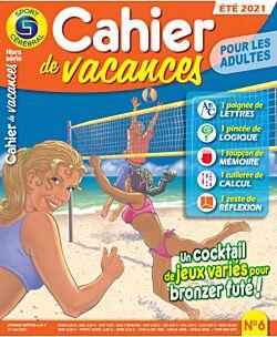 Cahier de vacances Hors-série - Numéro 6