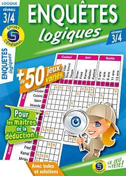 Enquêtes logiques Niveau 3/4 - Abonnements