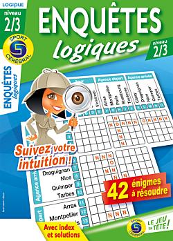 Enquêtes logiques Niveau 2/3 - Abonnements