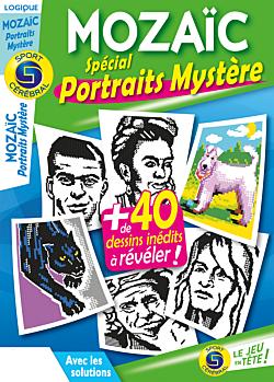 Mozaïc spécial portraits mystère - Abonnements
