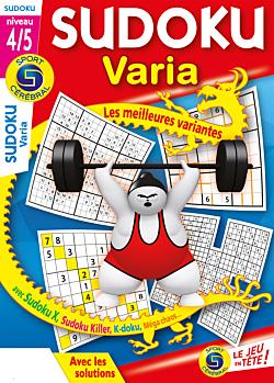 Sudoku Varia - Abonnements