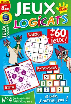Jeux Logicats - Numéro 4