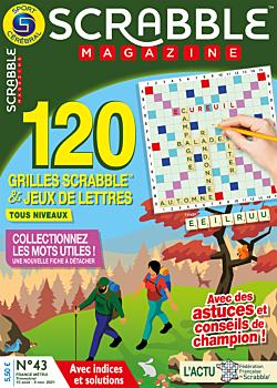 Scrabble magazine - Numéro 43