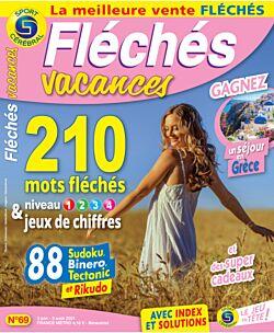 Fléchés Vacances N°69